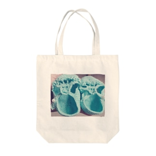 ♥Baby I love you ♡ Tote bags