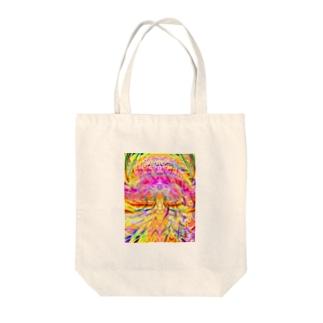生命の樹 Tote bags