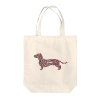 Love Momo Tote bags