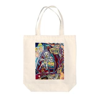 シネマ・インシデント🖼 Tote bags