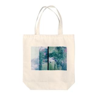 聖子ちゃん Tote bags
