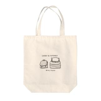 CASEY & FUTONEY Tote bags