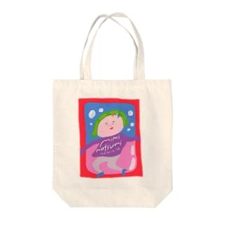 みきなつみのオシャレトートバッグ Tote Bag