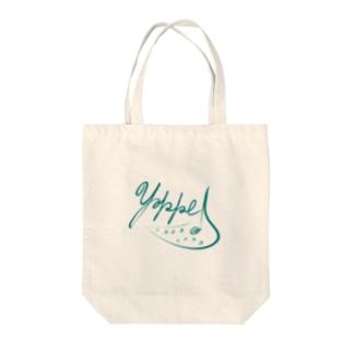 yokkeOcarinaロゴグッズ Tote bags