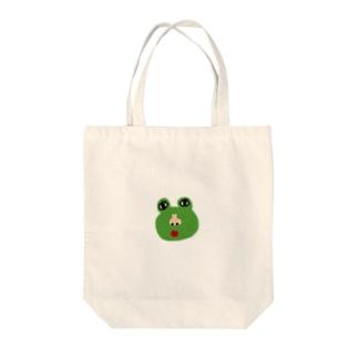きもかえる Tote bags