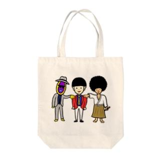 ハローウィン Tote bags