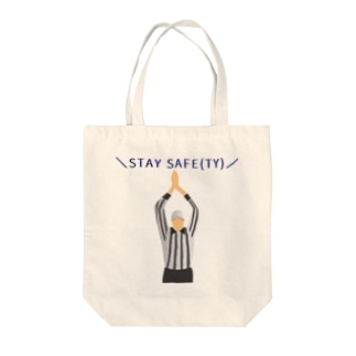 Stay Safe(ty) Tote bags