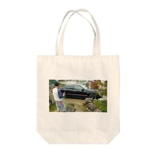 当店オリジナルのエコバッグ Tote bags