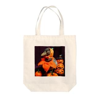 ハロウィン鈴乃丞 Tote bags