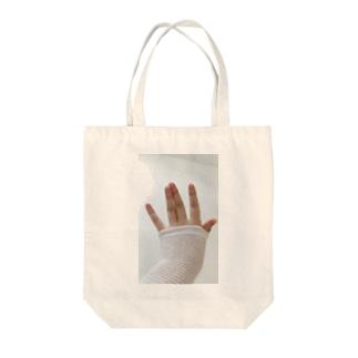 萌え包帯 Tote bags