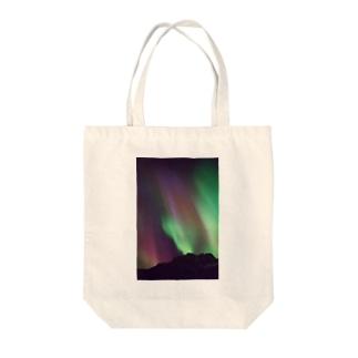 I Love  AUROLA Tote bags