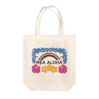MEA ALOHA・メアアロハ Tote bags