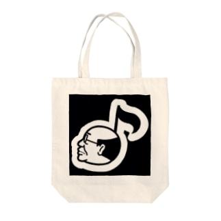 キャロル丸 Tote bags