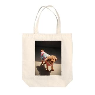 花菜ちゃん Tote bags