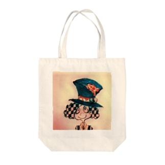 ソバカス Tote bags