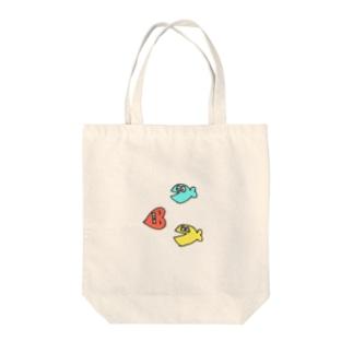 ★ すいぞくかんおさかな Tote bags