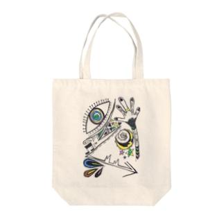 STRaNGE@chim Tote bags