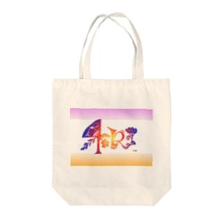 アート文字【和】 Tote bags