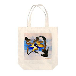 HIRAMEKI【閃】 Tote bags