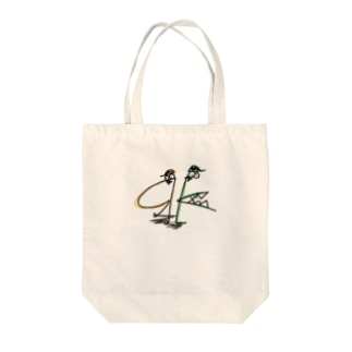 RK Brothers.(ロゴなし) Tote bags