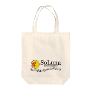 SoLuna 宣伝隊 Tote bags