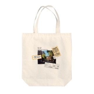Vancouver Trip Tote bags