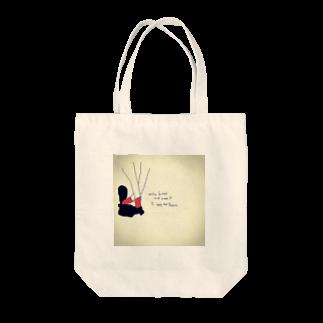 Tobiの店のマザーグースなトートバッグ Tote bags