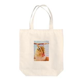 激カワシマリス Tote bags