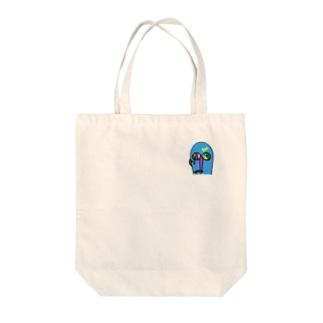 pikasun mouwai Tote bags