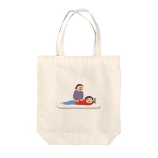 gororigororiのもむ人 Tote bags