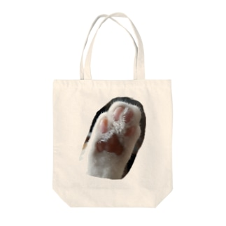 プニプニ手のひら Tote bags
