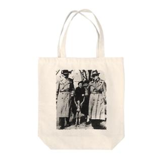お互いに未知との遭遇 Tote bags