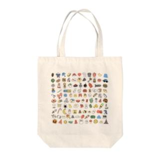 108 Tote bags