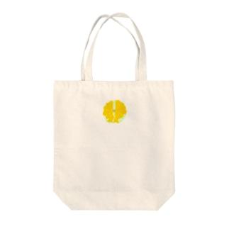 おかざりぼんとりぷる Tote bags