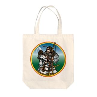 神武天皇だよ Tote bags