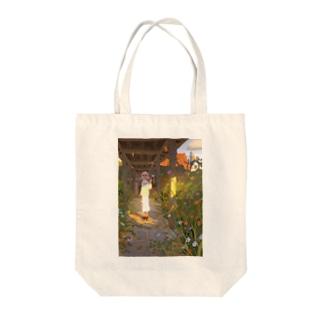 ふとした瞬間の綺麗 Tote bags
