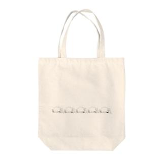 ハニーちゃん られつ Tote bags