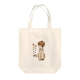 輝く君〜SKYMAN〜 Tote bags