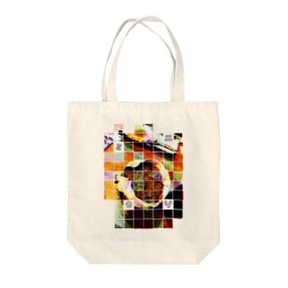 カニミソ Tote bags