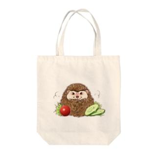 コロッケ(パン粉粗め) Tote bags