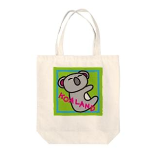 koaland-コアランド- Tote bags