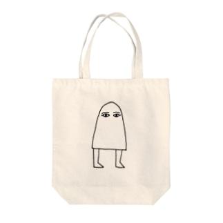 メジェド神 Tote bags
