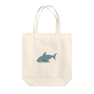 サメちゃん Tote bags