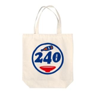 パ紋No.2812 240 Tote bags