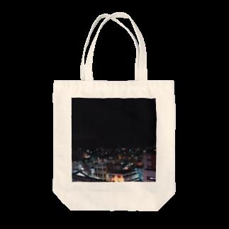 nyapikopiの夜空 Tote bags