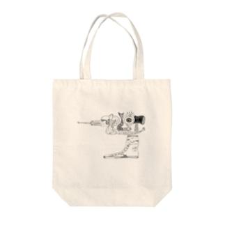 スタジオプロット Tote bags