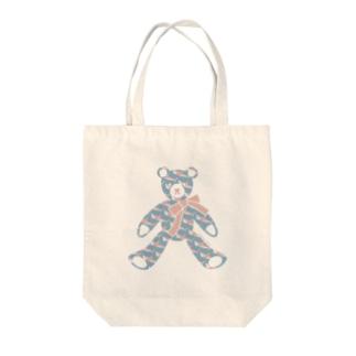 〈 #みんなSAME 009/365 〉テディベア好きのためのSAME Tote bags