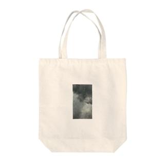 いつか見た空 Tote bags