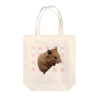 モイちゃん2 Tote bags
