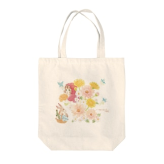 赤ずきんちゃんトートバッグ Tote bags